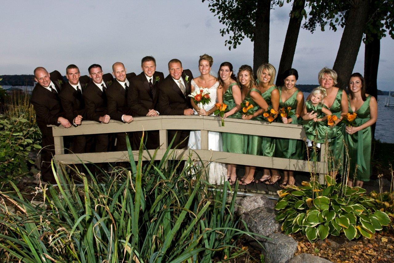 Wedding Photos at Wedding Venues near Zenda